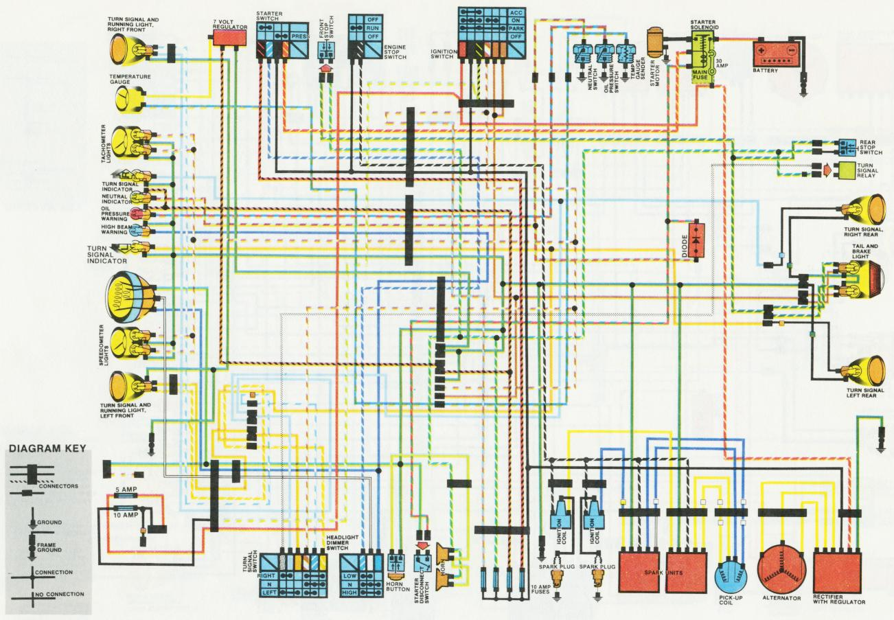 81 Honda Wiring Diagram