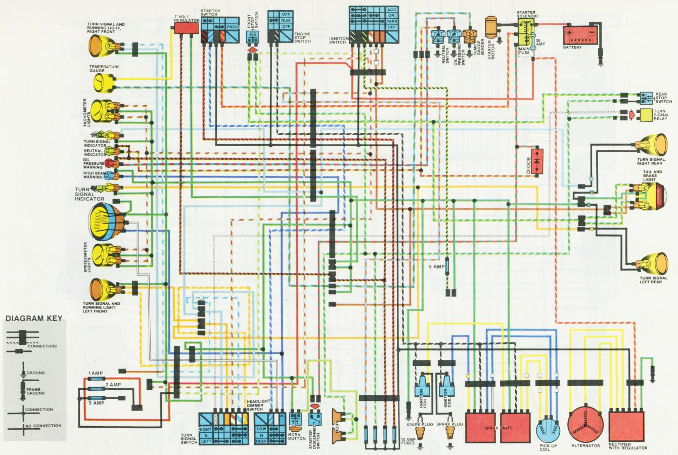 1982 Honda Cx500 Wiring Diagram - Wiring Diagramscase.psicologoafaenza.it