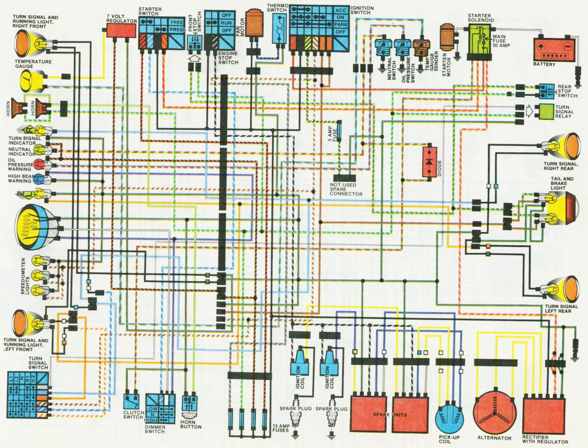 wiring diagram 1982 honda gl500 interstate wiring diagram usergl500 wiring diagram wiring diagram for you gl650 500 1100 ignition switch interchangability 1981 honda gl500